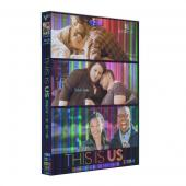 This is us 我們這一天 第1季 3DVD