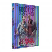 Lethal Weapon 致命武器 第1季 3DVD