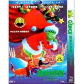 鬼靈精 The Grinch (2018) DVD