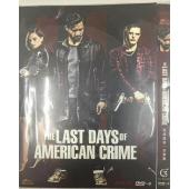 美國最後一宗罪案 The Last Days of American Crime (2020) DVD