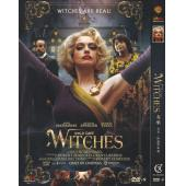 女巫們 The Witches (2020) DVD